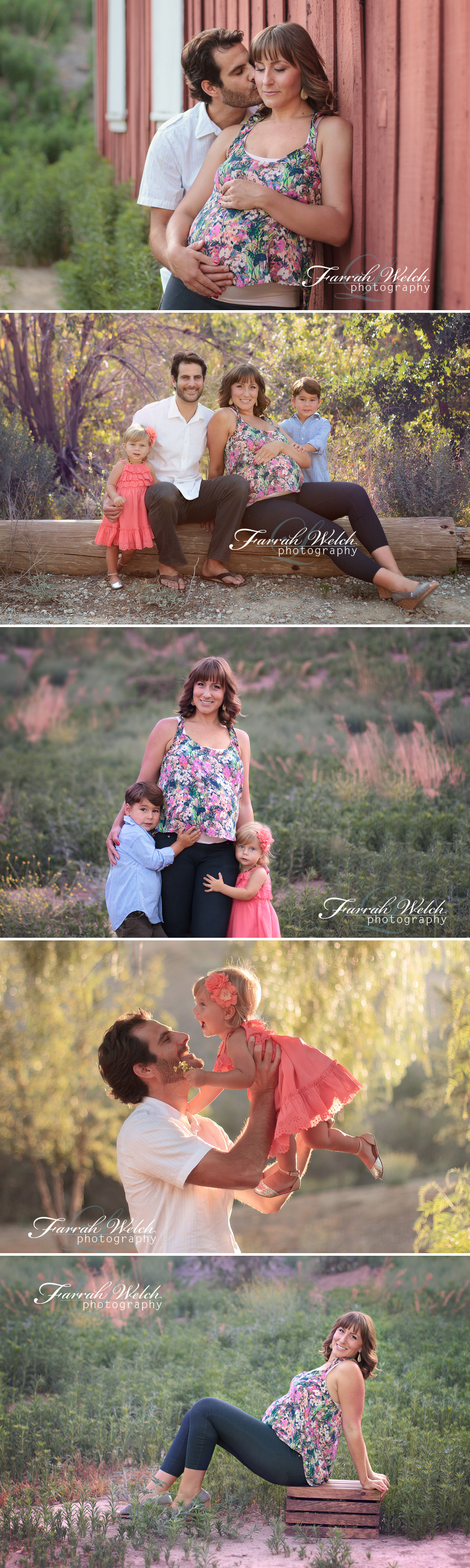 Santa Clarita Maternity Photographer