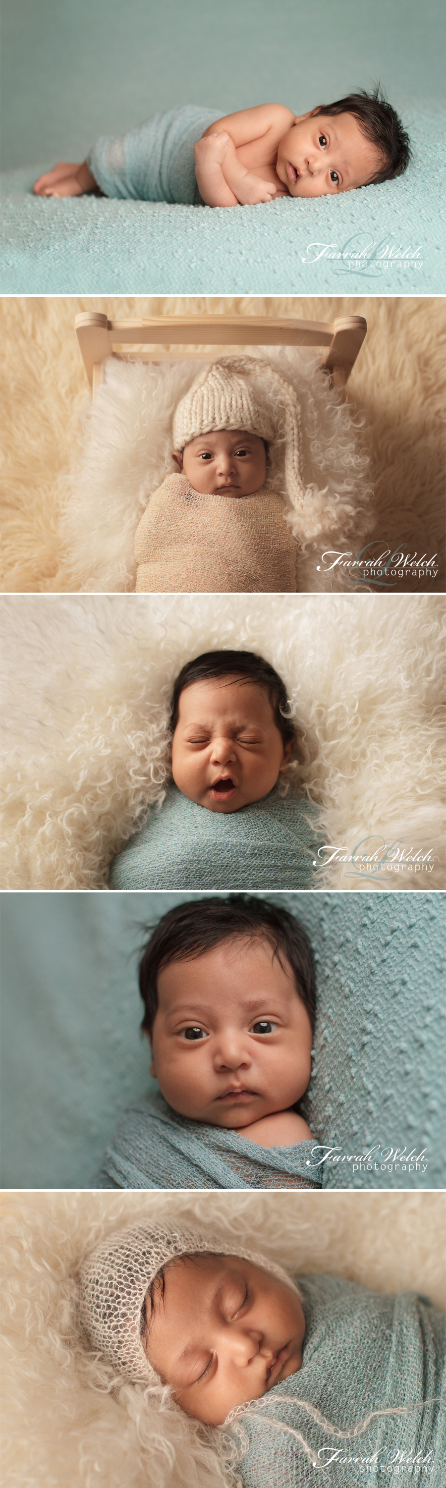 Lucas, 5 weeks old.  Taken by Farrah Welch, Santa Clarita Newborn Photographer