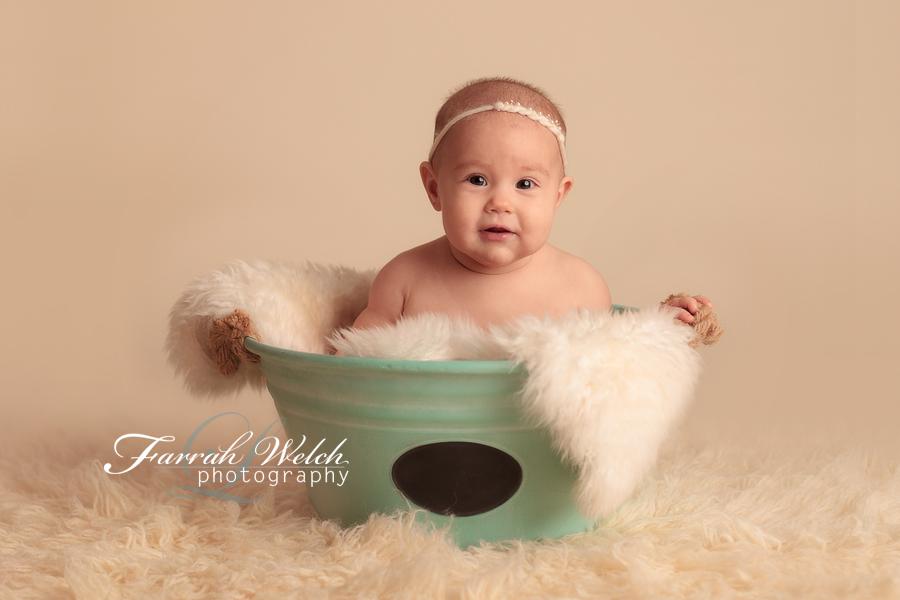 Santa Clarita Baby Photographer