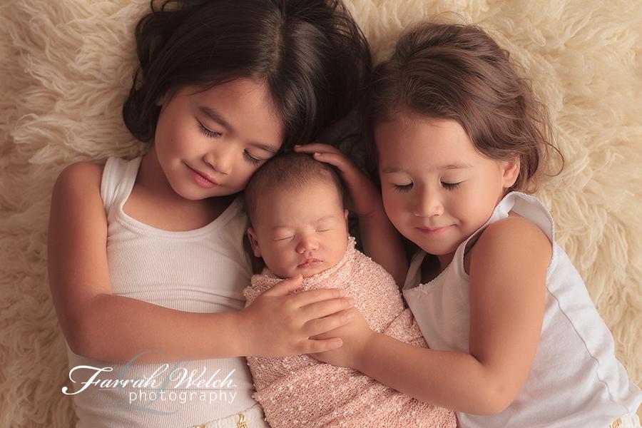santa clarita newborn photographer