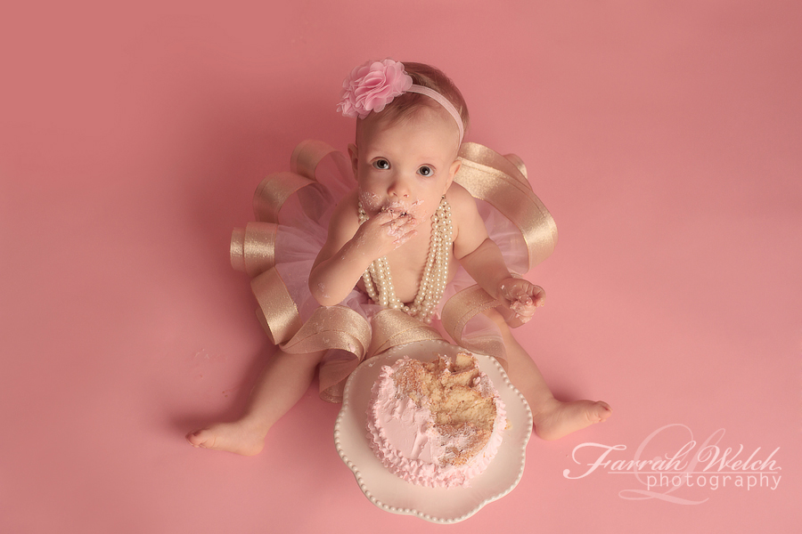 santa clarita cake smash photographer
